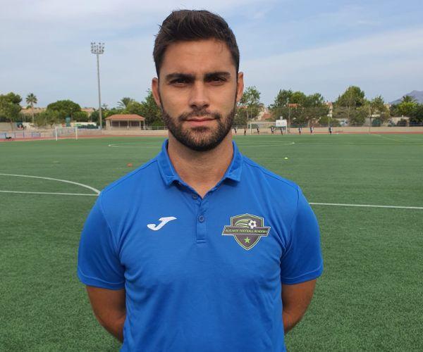 alicante football academy in spain director carlos