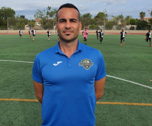 alicante soccer academy in spain head coach julio