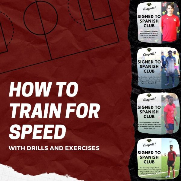 how to train for speed football title