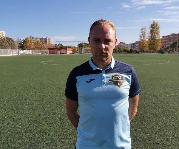 Alicante soccer academy owner
